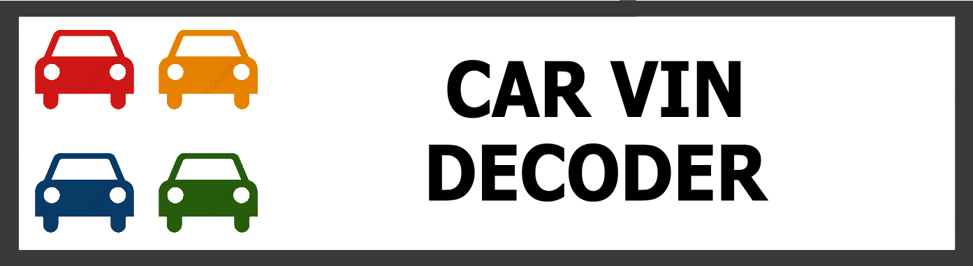 Free VIN info decoder  Decode VIN info to find car model